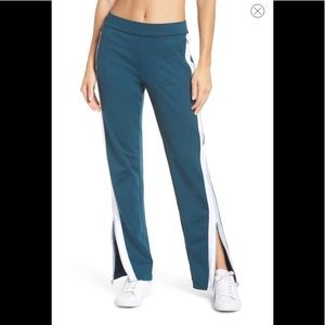 Zella city track side pants M